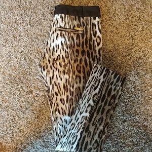 Michael Kors cheetah print pants